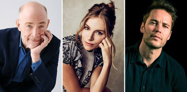 JK Simmons, Sienna Miller ve Taylor Kitsch, Chadwick Boseman'ın Yeni Filminde Yer Alacak