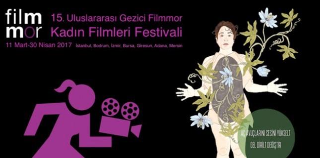 15. Filmmor Kadın Filmleri Festivali Başlıyor