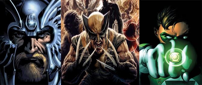 2011'de Hangi Süper Kahramanları İzleyeceğiz?