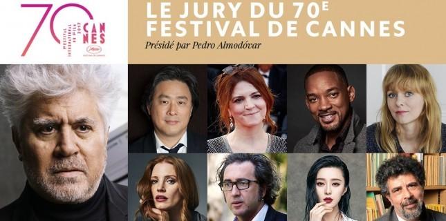 2017 Cannes Film Festivali Jürisi Tamamlandı!