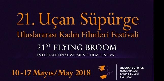 21. Uçan Süpürge Uluslararası Kadın Filmleri Festivali Mayıs'ta Başlıyor