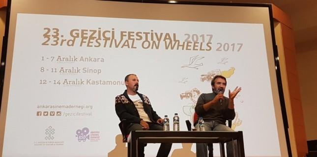 23. Gezici Festival'in son durağı Kastamonu'ydu