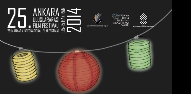 25. Ankara Film Festivali'nin Programı