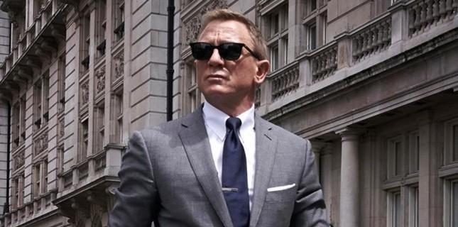 25. Bond Filminin Adı Resmi Olarak Açıklandı