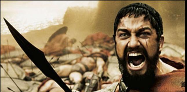 300 Spartalı Bodrum'da Çekiliyor