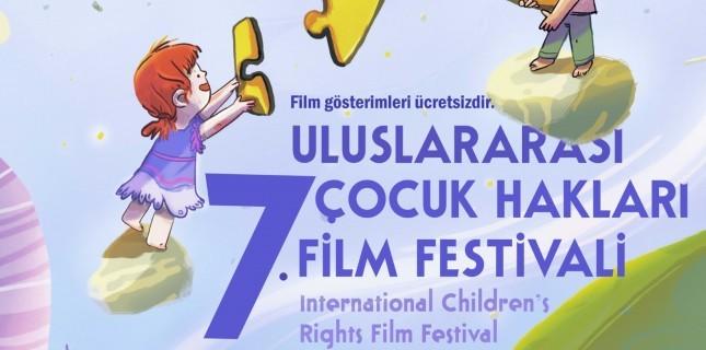 7. Çocuk Hakları Film Festivali 4 Mayıs'ta Başlıyor