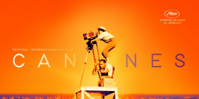 72. Cannes Film Festivali'nin Resmi Afişi Yayınlandı