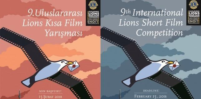 9. Uluslararası Lions Kısa Film Yarışması İçin Geri Sayım Başladı
