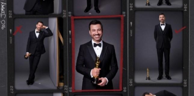 90. Oscar Ödülleri'nden Jimmy Kimmel'lı yeni afiş yayınlandı