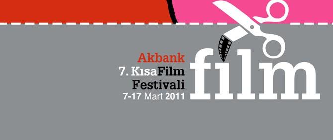Akbank 7. Kisa Film Festivali Başliyor!
