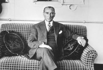 'Atatürk' Filmi Projesi