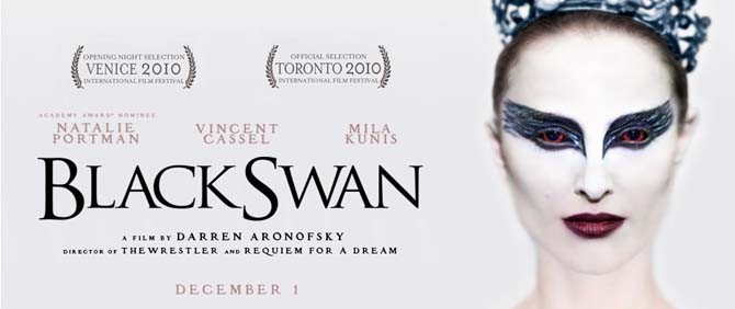 Black Swan'in ilk fragmanı Sinemalar.com'da