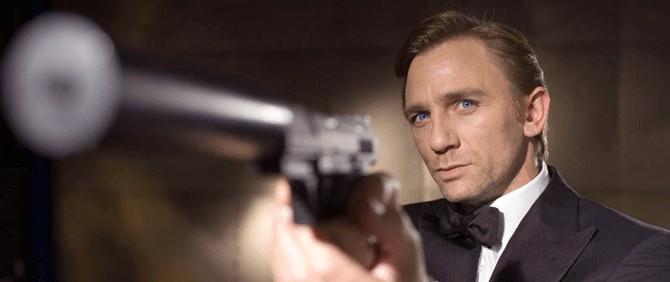 Daniel Craig Ajanlığı Bırakıyor