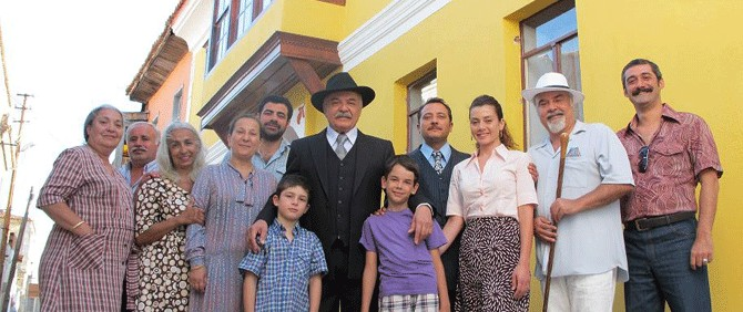 Dedemin İnsanları Filminin Çekimleri Tamamlandı.