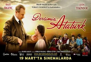 Dersimiz: Atatürk 19 Mart'ta Vizyonda!