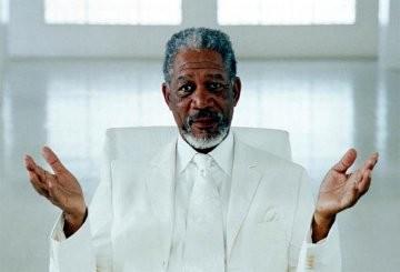 Freeman ve Willis Aynı Filmde