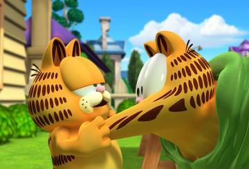 Garfield İlk Defa 3 Boyutlu