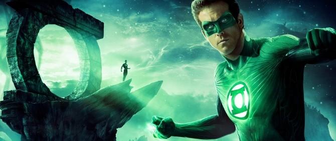 Green Lantern Filminin Yeni Fragmanı Yayında!