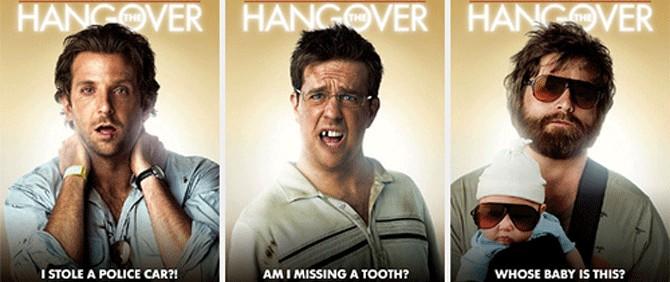 'Hangover 3' geliyor