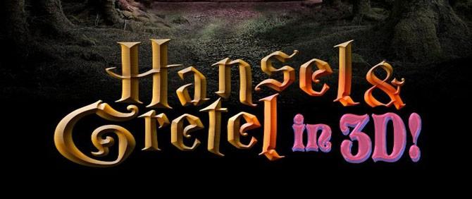 Hansel'ler ve Gretel'ler Geliyor!