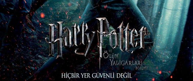 Harry Potter ve Ölüm Yadigarları için zaman azalıyor!