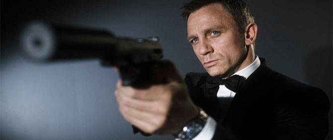 James Bond Geri Dönüyor!