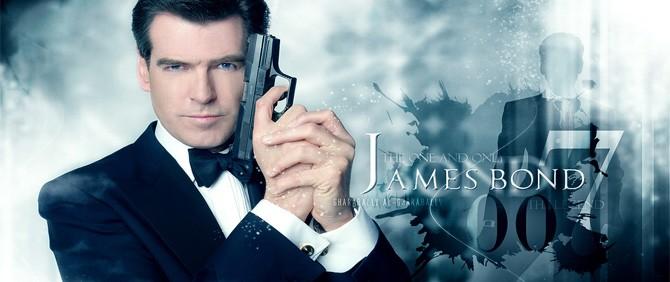 James Bond Serisine Son Verildi