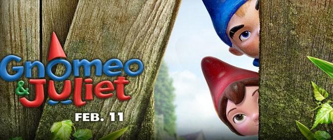 Juliet'in Yeni Aşkı Gnomeo