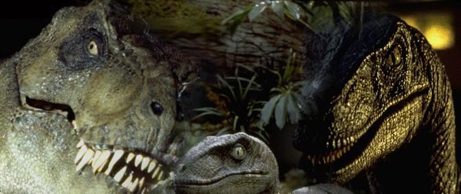 'Jurassic Park 4' Geliyor