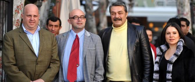 Kadir İnanır, Türk-Amerikan Ortak Yapımı Filmde Oynayacak