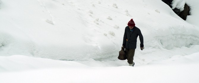 Kar Beyaz filmi 46. Chicago Film Festivali'nde...