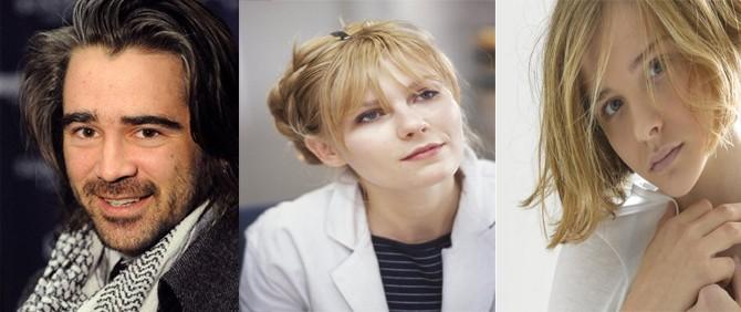 Kirsten Dunst Hick Filminin Kadrosuna Katıldı
