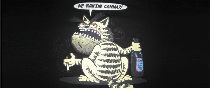 Kötü Kedi Şerafettin Film Oluyor !