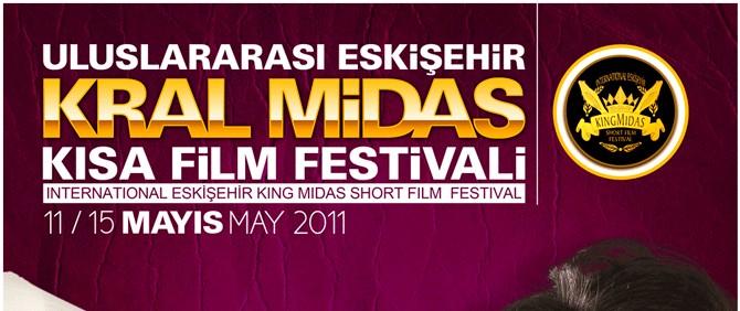 Kral Midas Kısa Film Festivali Başlıyor