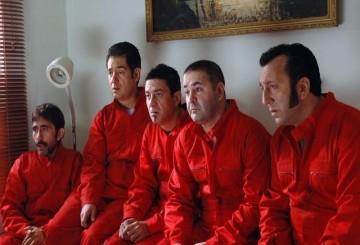 Maskeli Beşler Kıbrıs'ta!