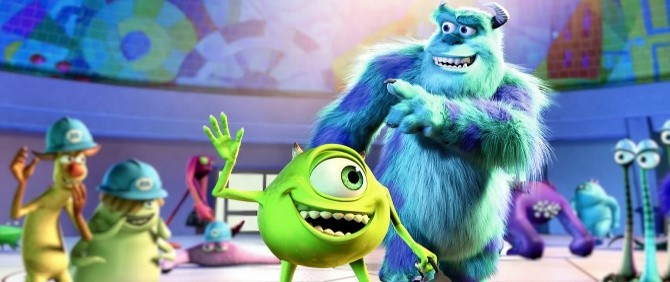 Monsters University Geliyor!