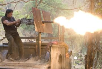Rambo Ölmez, Seri Bitmez!