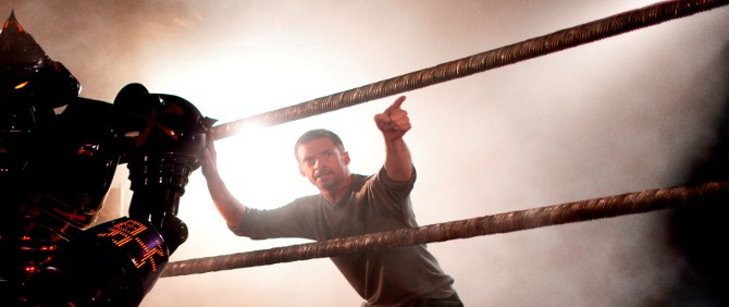 Real Steel Filminin Fragmanı Yayınlandı!