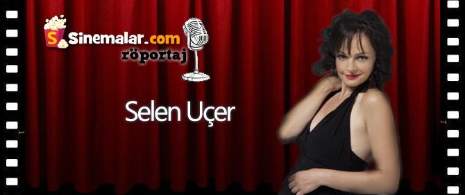Selen Uçer Sinemalar.com Röportajı