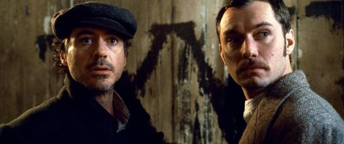 Sherlock Holmes Kaldığı Yerden Devam Ediyor