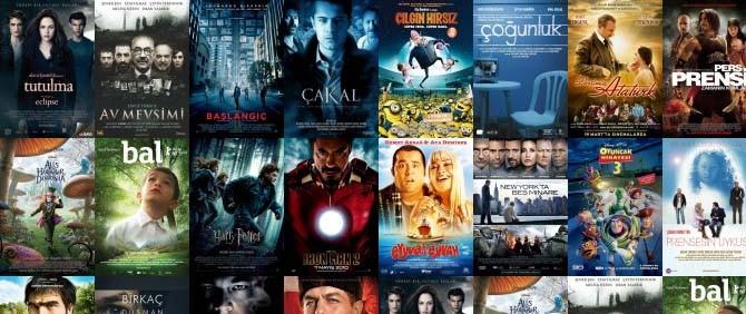 Sinemalar.com 2010 En İyiler Anketi Başladı!