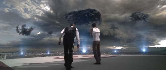 Skyline Filminin Yeni Fragmanı Yayında!