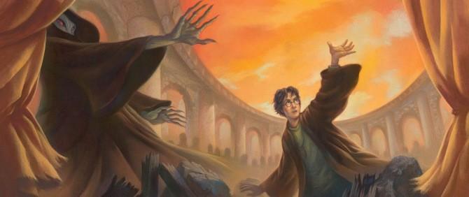 Son Harry Potter'dan Yeni Görüntüler