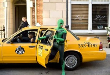 Süper Kahramanlar Superhero Movie'de