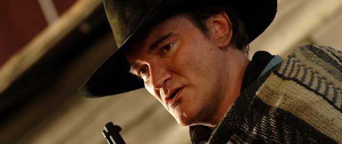 Tarantino, Yeni Filminin Senaryosunu Bitirdi
