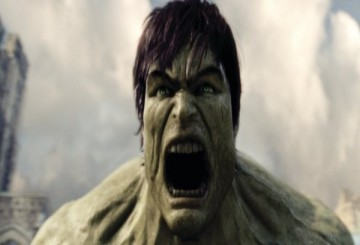 'The Incredible Hulk'ın Fragmanı