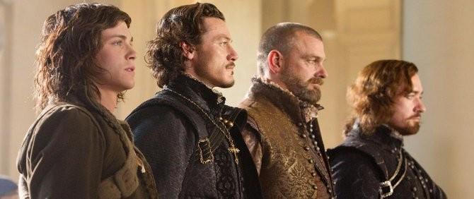 The Three Musketeers Filminin Fragmanı Yayınlandı!