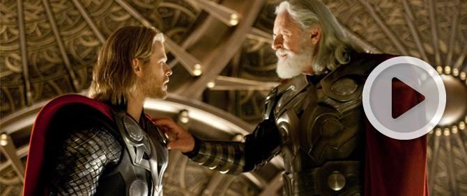 Thor'un Yeni Fragmanı Yayında!