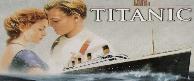 titanic film review essay This titanic arrives at its destination which represents the biggest roll of the dice in film history cannes film review: marion cotillard in 'angel.