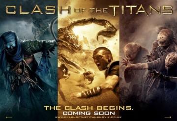 Titanların Savaşı, Afişleri Yayınlandı!